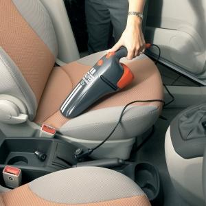 Handstaubsauger für das Auto im Test