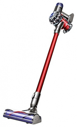 Dyson V6 Total Clean Handstaubsauger mit digitalem Motor, 350 Watt
